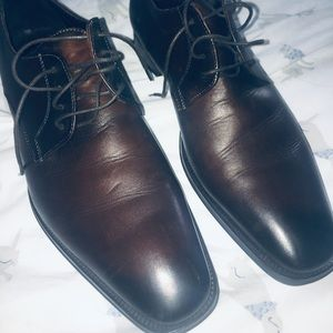 Other - To Boot New York Alba Dark Brown Lace ups size 9